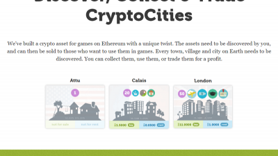 CryptoCities.net Dapps