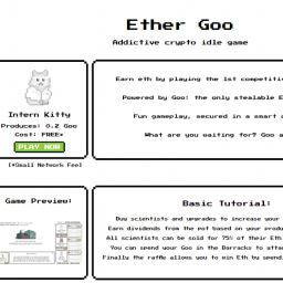 Ether_Goo___Idle_Game Dapps