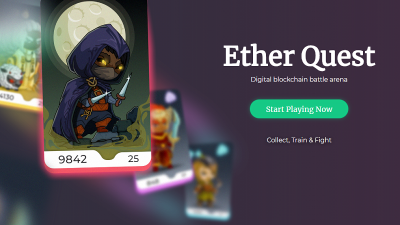 Ether Quest Dapps