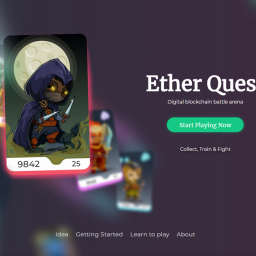 Ether_Quest Dapps
