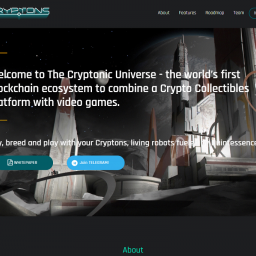 CryptonsGame Dapps
