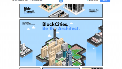 BlockCities Dapps