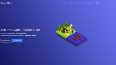 CreasureQuest Dapps